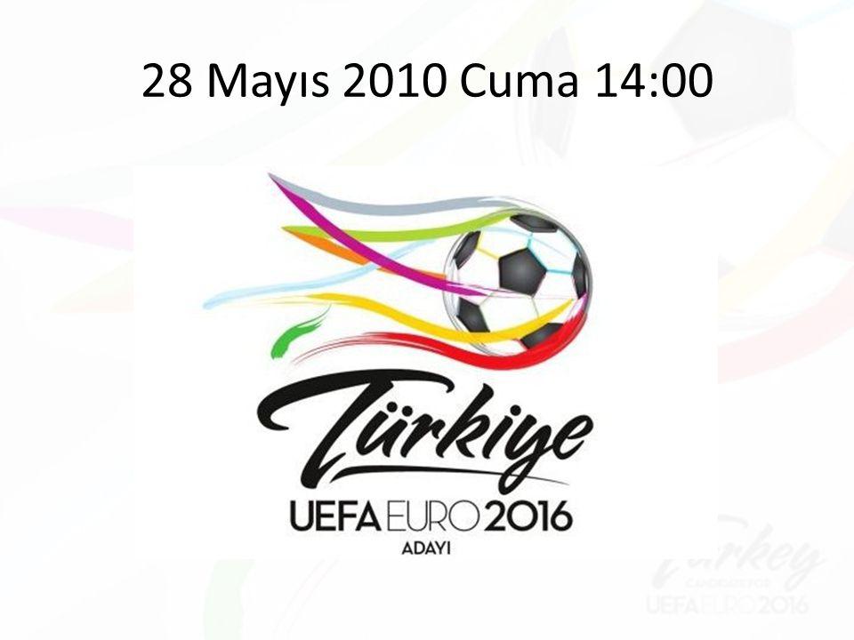 28 Mayıs 2010 Cuma 14:00