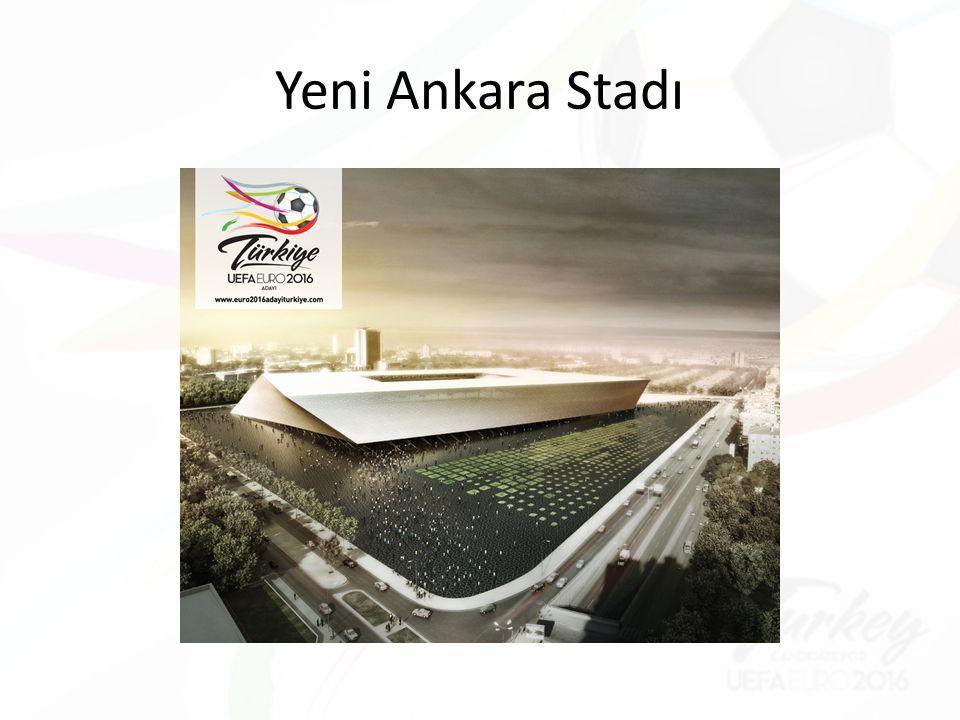 Yeni Ankara Stadı