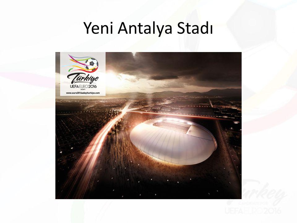Yeni Antalya Stadı