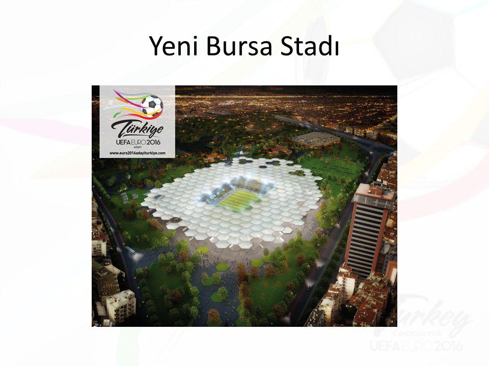 Yeni Bursa Stadı