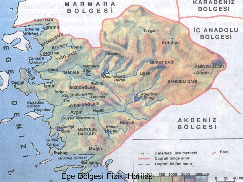 Konumu Kuzeyde Marmara Bölgesi Güneyde Akdeniz Bölgesi Doğuda İç Anadolu Bölgesi Batısında ise Ege Denizi bulunur.