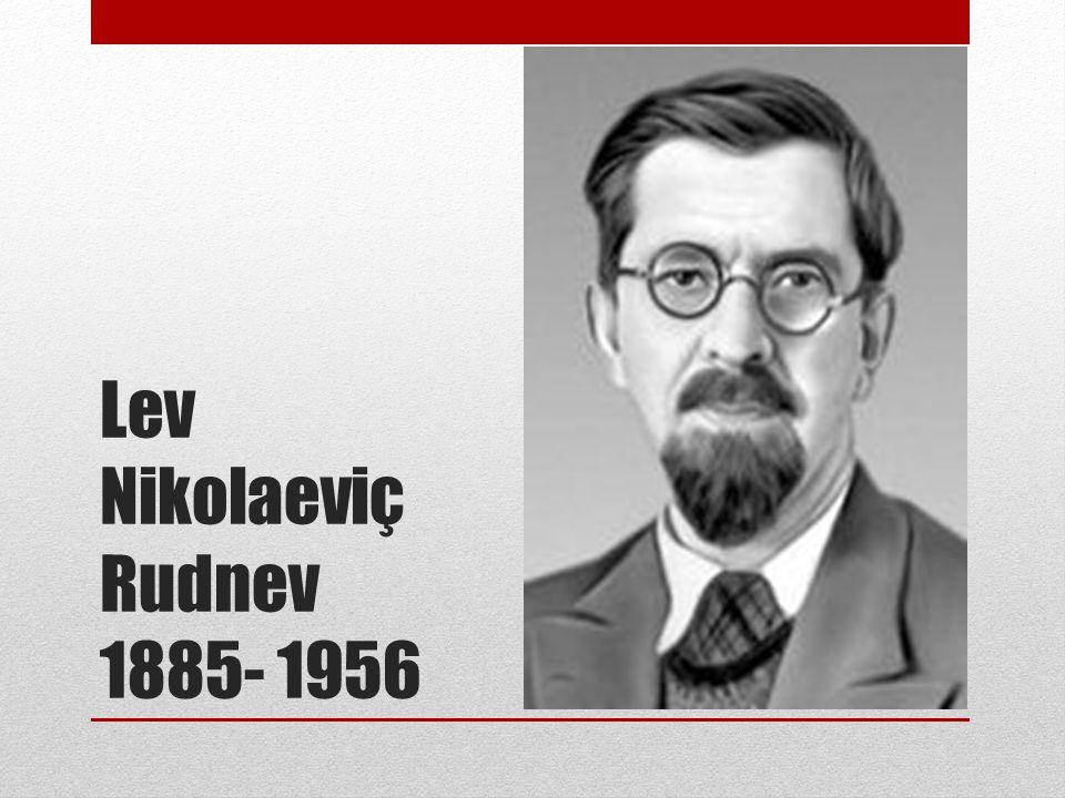 Lev Nikolaeviç Rudnev 1885- 1956