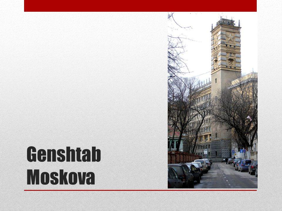 Genshtab Moskova