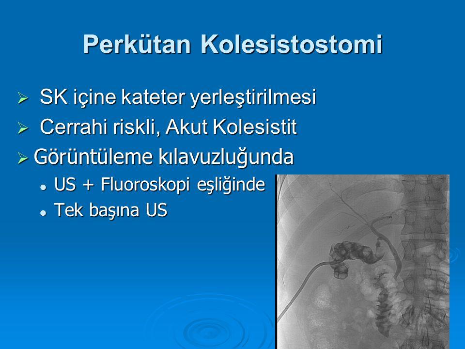 Radyofrekans Ablasyon (RFA)  RF aralığında çalıştırılan alternatif akım ile canlı dokuda termal zararlanma  Karaciğerde HCC ve metastaz HCC ve metastaz  Akciğerde NSCLC ve metastaz NSCLC ve metastaz  Böbrek (RCC)  Kemikte Osteoid osteoma ve metastaz Osteoid osteoma ve metastaz