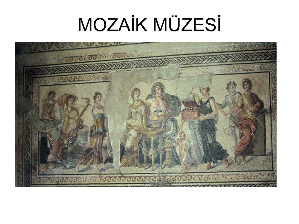 MOZAİK MÜZESİ