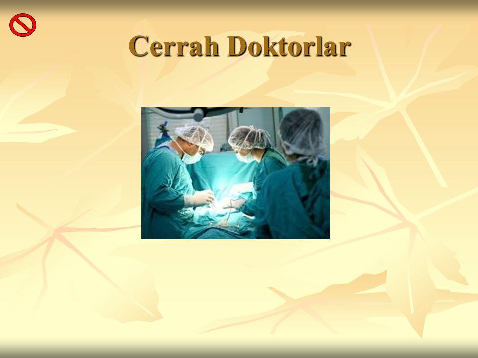 Cerrah Doktorlar