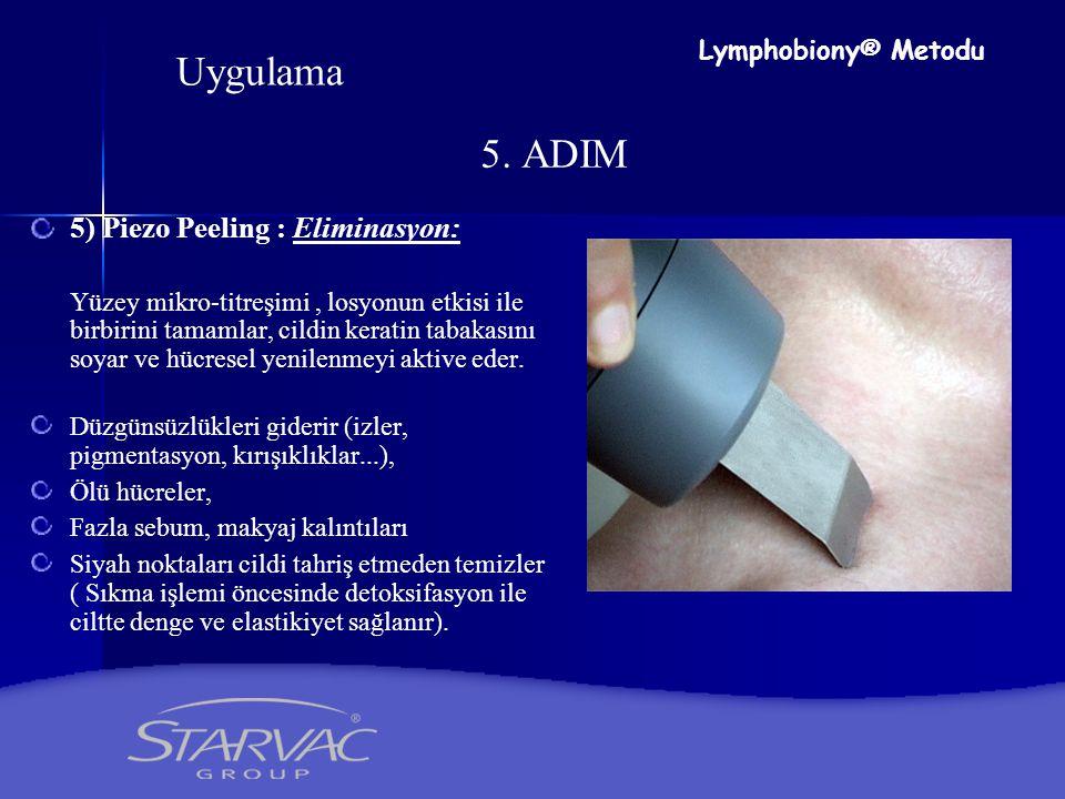 6.ADIM 6) Ions+ toning cleansing lotion ile 2.