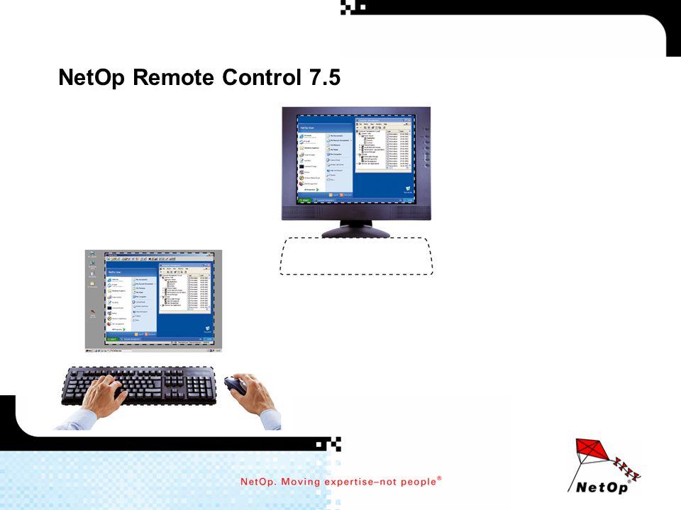 NetOp Tarihçesi 1987NetOp version 1.0 çıktı.