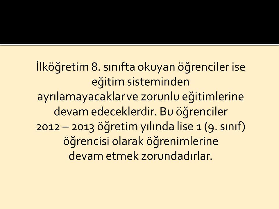  Türkçe, Matematik, Hayat Bilgisi, Fen Bilimleri, Sosyal Bilgiler, T.C.