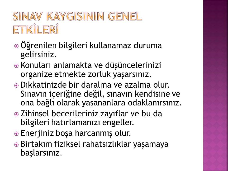  ÜSTÜN BAŞARI / Acar BALTAŞ  Türk Psikologlar Derneği Yayınları  Uğur Kariyer Dergisi