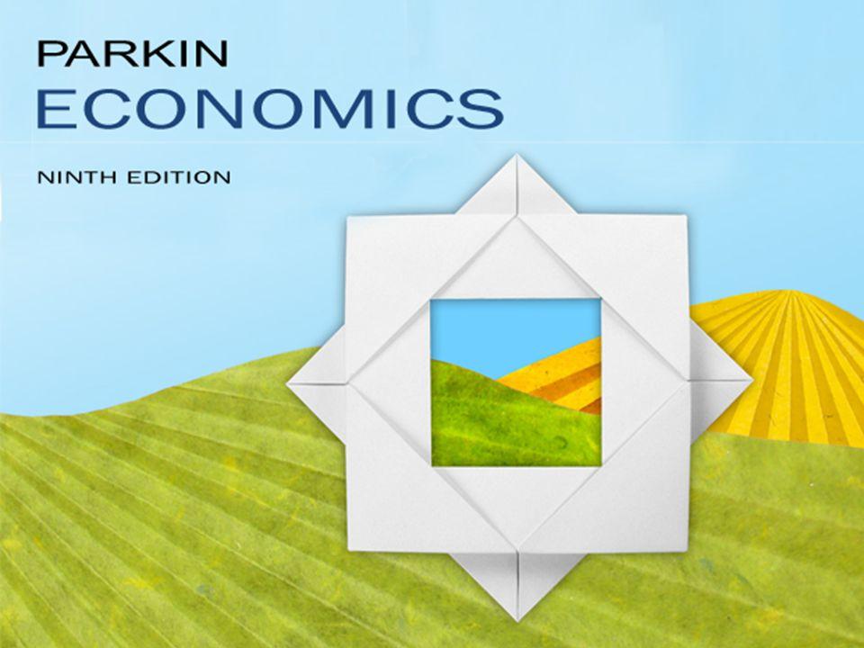 © 2010 Pearson Addison-Wesley Tüketim seçenekleri Tüketicilerin tüketim seçenekleri onların gelirleri ve malların fiyatlarıyla sınırlıdır..