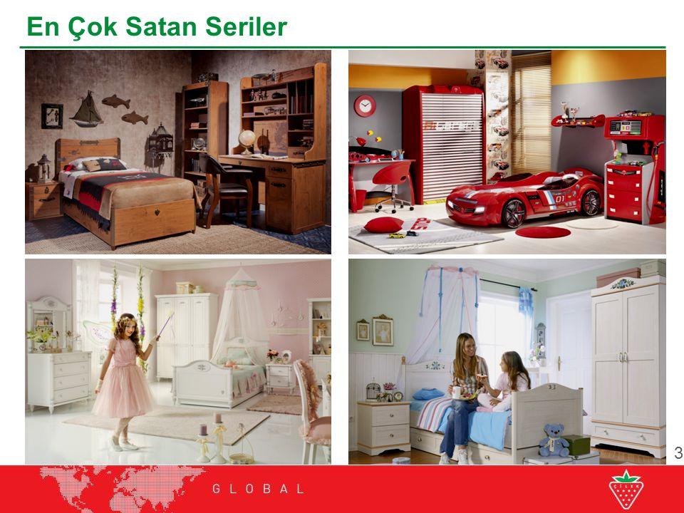 En Çok Satan Seriler 3