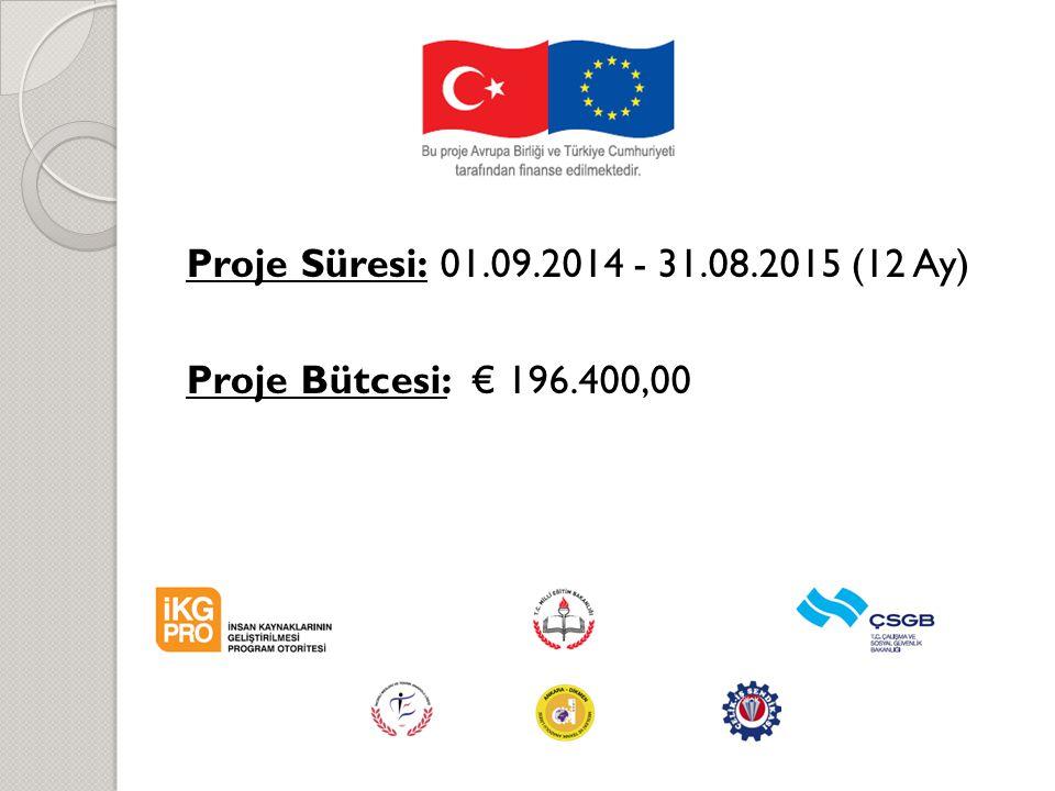 - Proje Yararlanıcılarının Seçimi ve toplantısı yapıldı