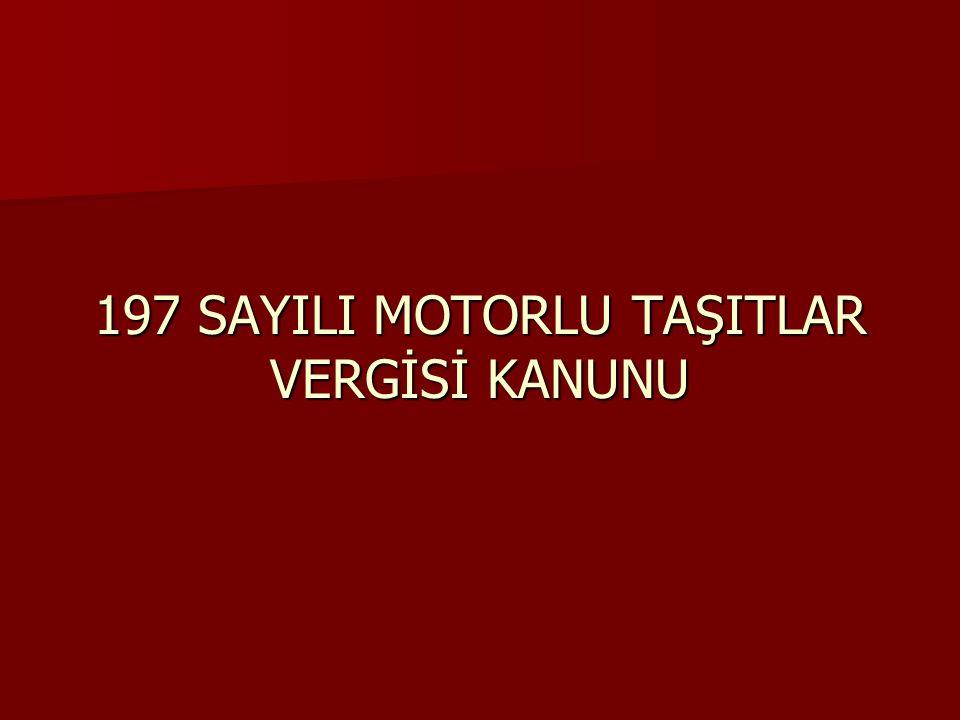 MTV İSTİSNALARI Türkiye de bulunan elçilik ve konsolosluklariyle, elçi, maslahatgüzar ve konsoloslarına (Fahri konsoloslar hariç) ve o devletin uyruğunda bulunan elçilik ve konsolosluk memurlarına ve merkezi Türkiye de bulunan uluslararası kurullar ile bu kurulların yabancı uyruklu memurlarına ve resmi bir görev için yurda gelen delege ve heyetlere ve bu heyetlere mensup yabancı uyruklu kişilere ait taşıtlar, karşılıklı olmak şartıyla vergiden müstesna tutulmuştur.