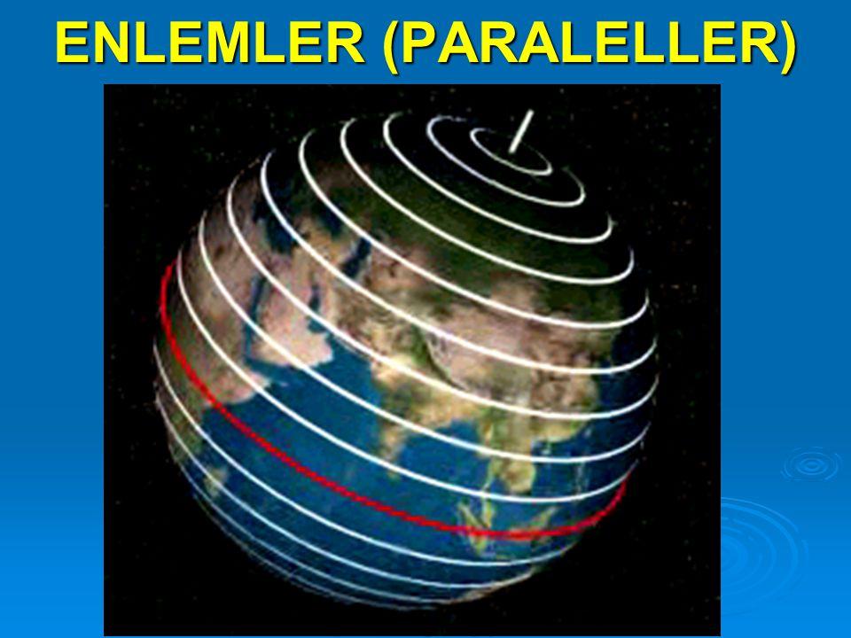 ENLEMLER (PARALELLER)