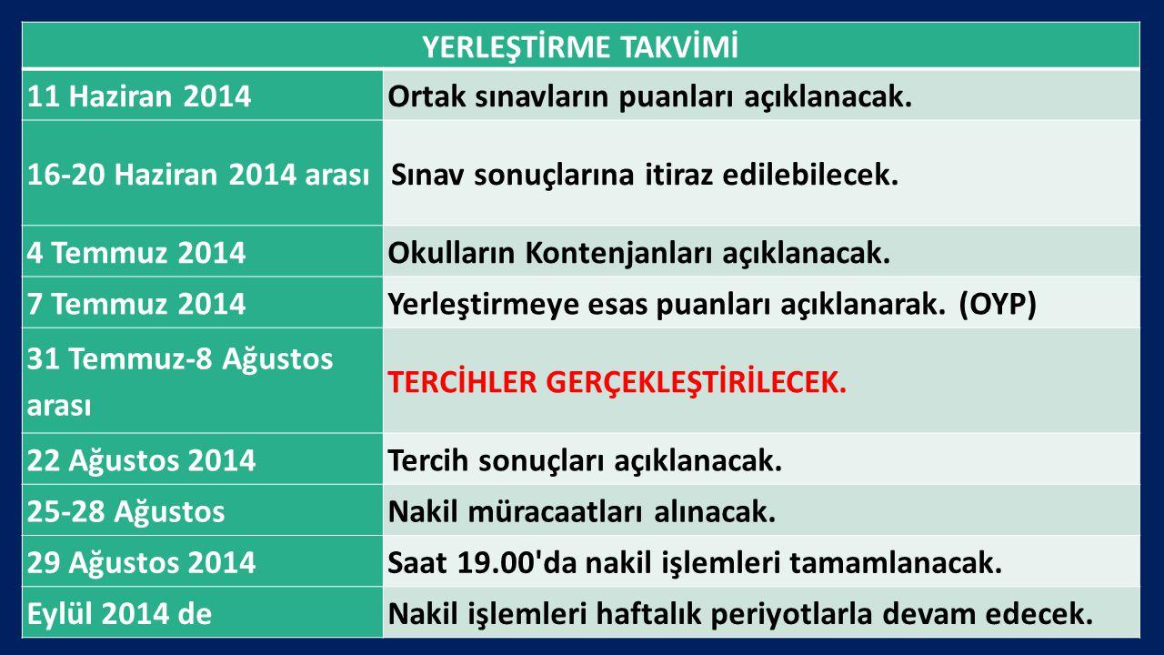 SAKIN İŞARETLEMEYİN!..Türk ve yabancı özel okullar aynı tercih listesinde yer almayacak.