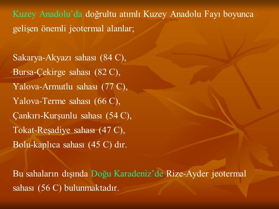 TÜRKİYE'DE JEOTERMAL ENERJİ UYGULAMALARI Türkiye'de jeotermal enerji uygulamaları; daha çok konut ısıtması, sera ısıtması ve kaplıca amaçlı olarak yapılmaktadır.