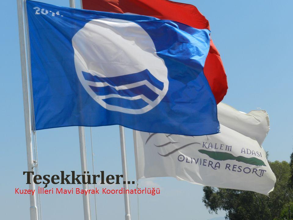 Teşekkürler… Kuzey İlleri Mavi Bayrak Koordinatörlüğü