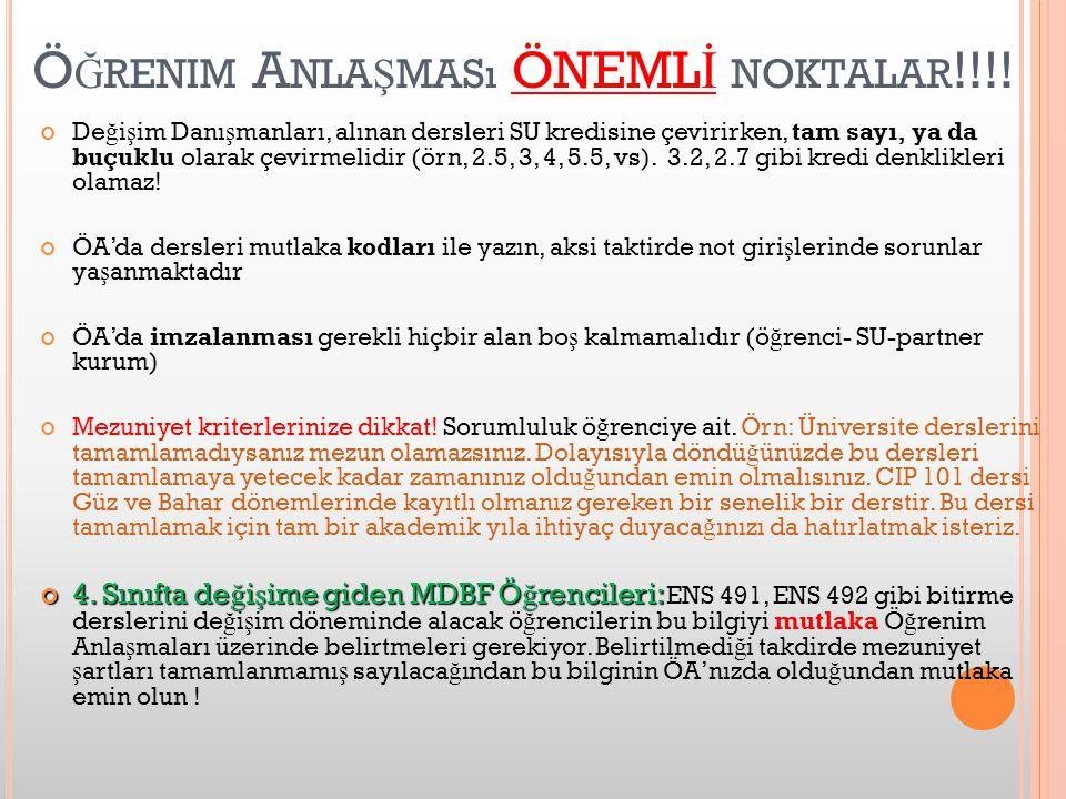 Ö Ğ RENIM A NLA Ş MASı ÖNEML İ NOKTALAR !!!.
