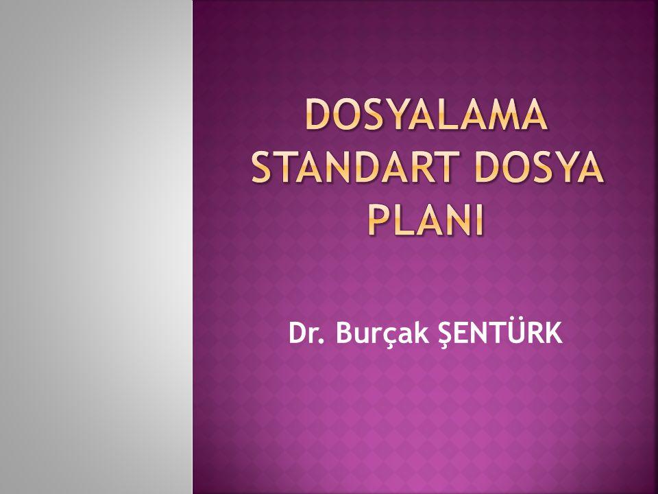 Dr. Burçak ŞENTÜRK