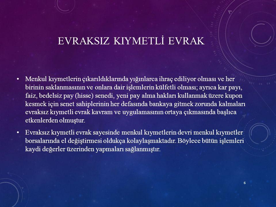 ALTERNATİF UNSURLAR 1.