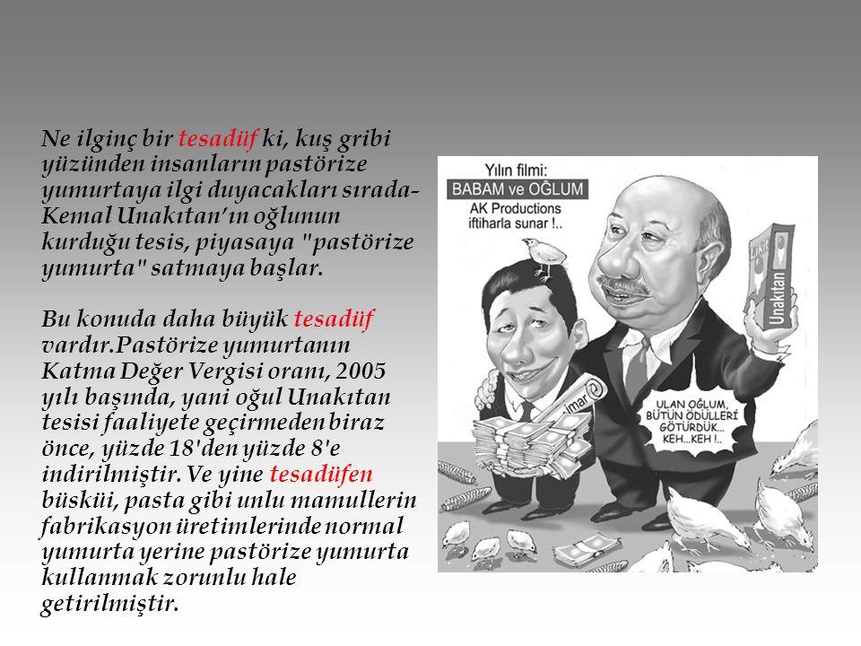 Resmi Gazete'nin 18 Mayıs 2004 tarihli sayısında yayımlanan kararla 20 Mayıs-31 Ağustos 2004 tarihleri arasında geçerli olmak üzere mısır için 900 bin
