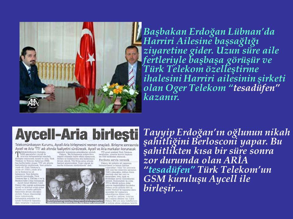 Ülker Grubuna bağlı Data Teknik, son üç yılda yapılan kamu bilgisayar iletişim altyapı ihalelerinin (Milli eğitim, Adalet Bakanlığı, Türk Telekom, PTT vs) tamamına yakınını tesadüfen kazanır.
