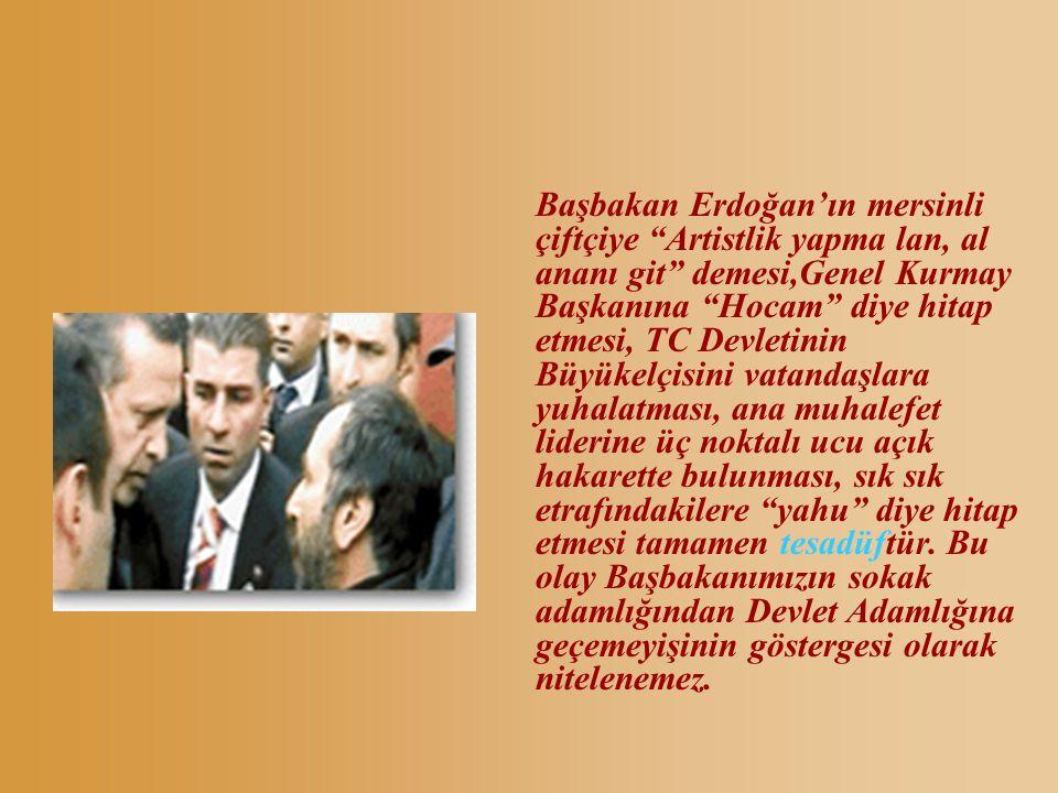 AKP'de, yolsuzluklara adı karışan Ali Dibo'ların el üstünde tutulması; buna karşılık, yolsuzlukları gündeme getiren milletvekillerinin (Örneğin Turan Çömez,Hamza Albayrak, Ersönmez Yarbay) dışlanması, daha ileri gidenlerin istifaya zorlanması (Emin Şirin) veya ihraç edilmesi (Fuat Geçen, Mahmut Koçak) tamamen tesadüftür.