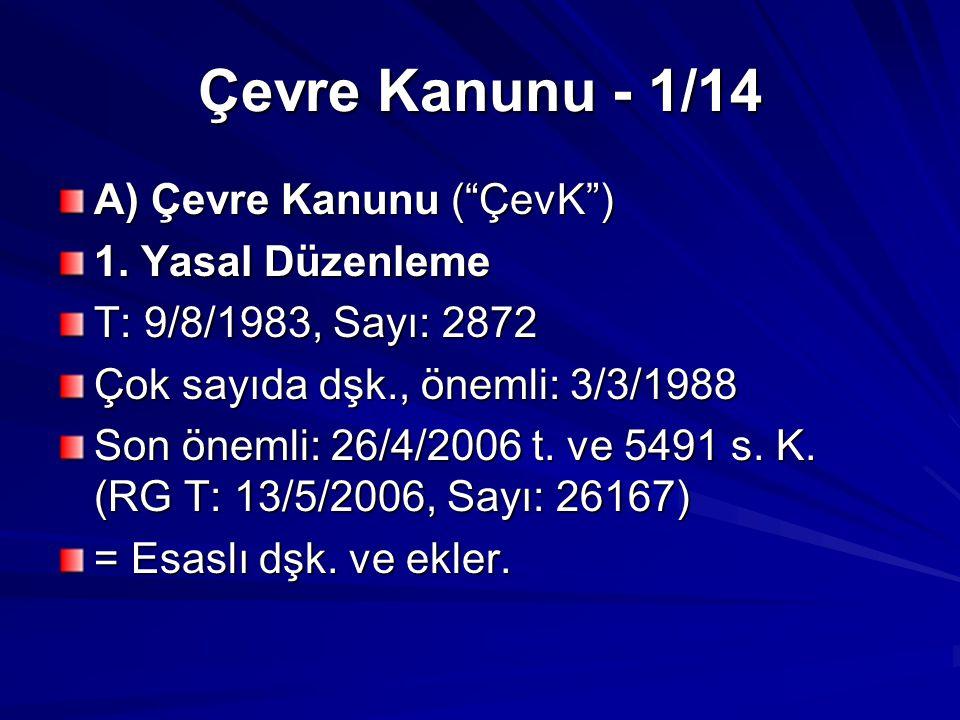 DKK - 8/12 4.Zarar Kirlenme (veya tehlikesi) Ayrıntılı tanım = m.
