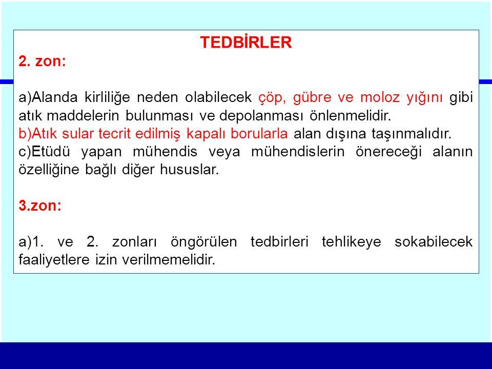 TEDBİRLER 2.