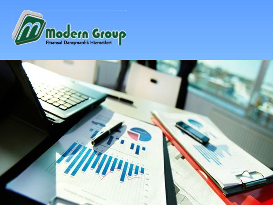 Modern Finans; danışmanlık firmasıdır.