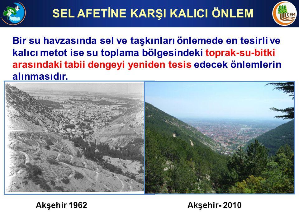 Kahramanmaraş-2009 Kahramanmaraş-1935 SEL AFETİNE KARŞI KALICI ÖNLEM