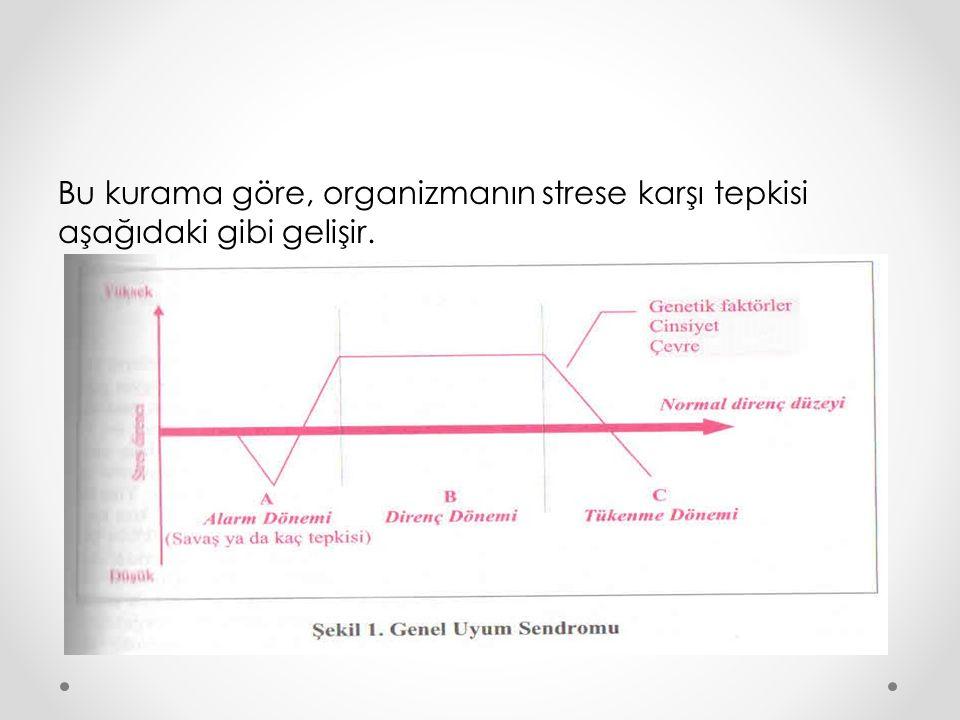 8. Uyku Bir yenilenme ve onarım süreci olan uykunun eksikliği başlı başına bir stres kaynağıdır.