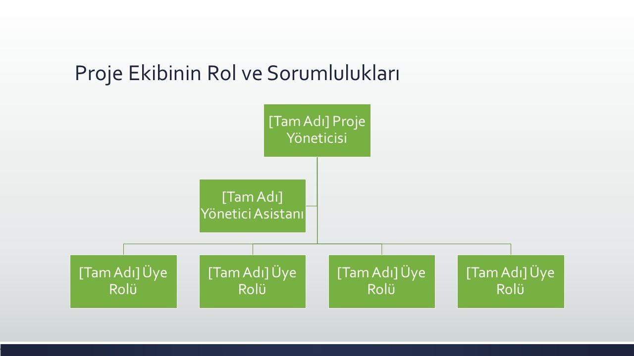 Uygulama  Görevler/etkinlikler  Yordamlar  Araçlar/teknoloji  Proje değişim denetimi süreci KT: kısaltmalarınızı tanımlayın!