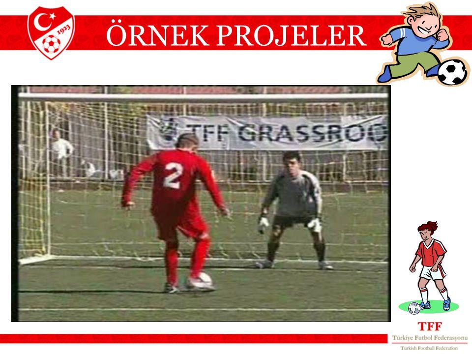 FUTBOL KÖYLERİ -İlki 2007'de Van'da,2008'de Sivas,Isparta ve Bolu'da yapıldı.