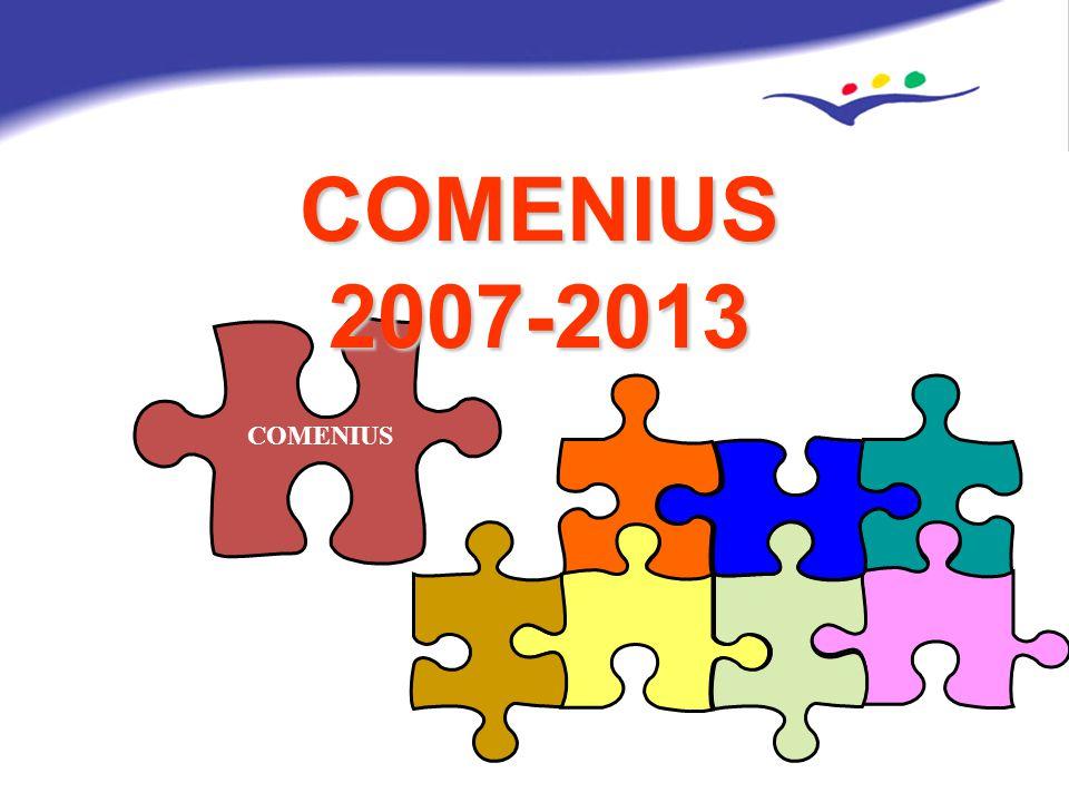 COMENIUS COMENIUS2007-2013