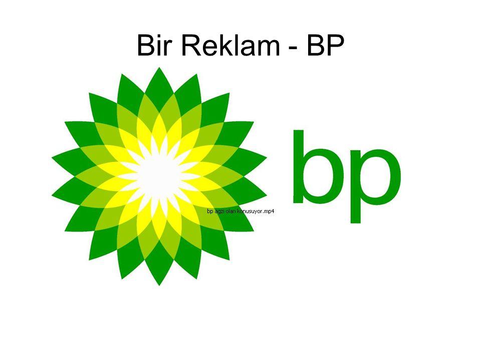 Bir Reklam - BP