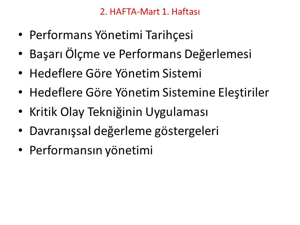 2.HAFTA-Mart 1.