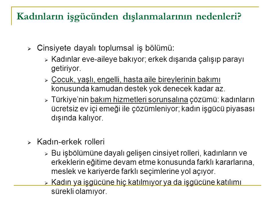 Girişimcilik Türkiye'de kadın istihdam sorununa nereye kadar, nasıl bir çözüm.