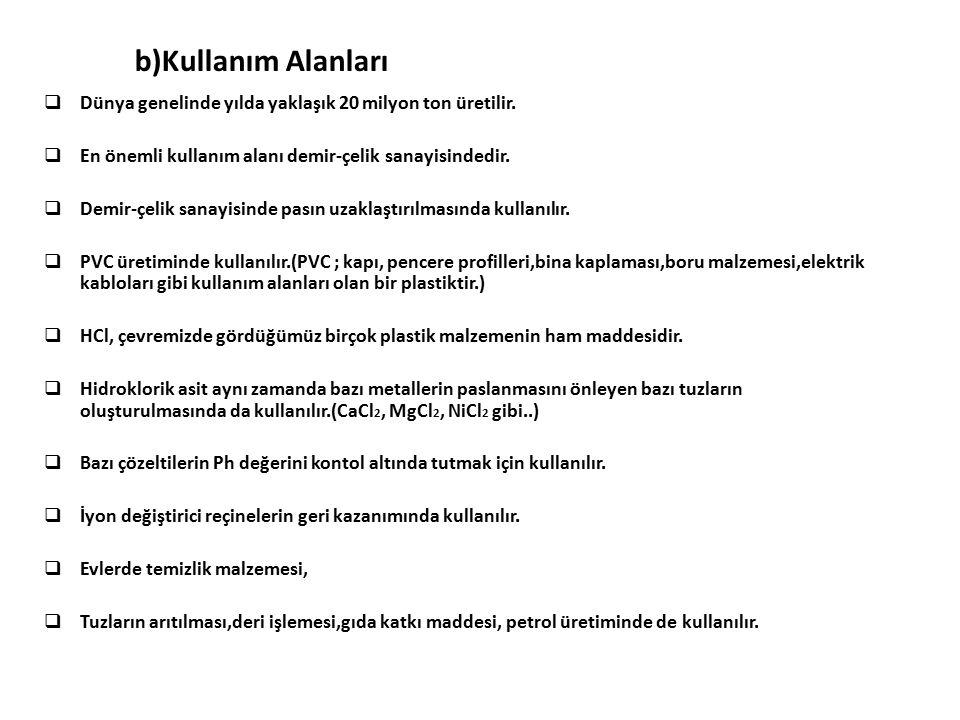 4) Sodyum Sülfat( Na 2 SO 4 ) a)Özellikleri o Formülü : Na 2 SO 4 'tür.