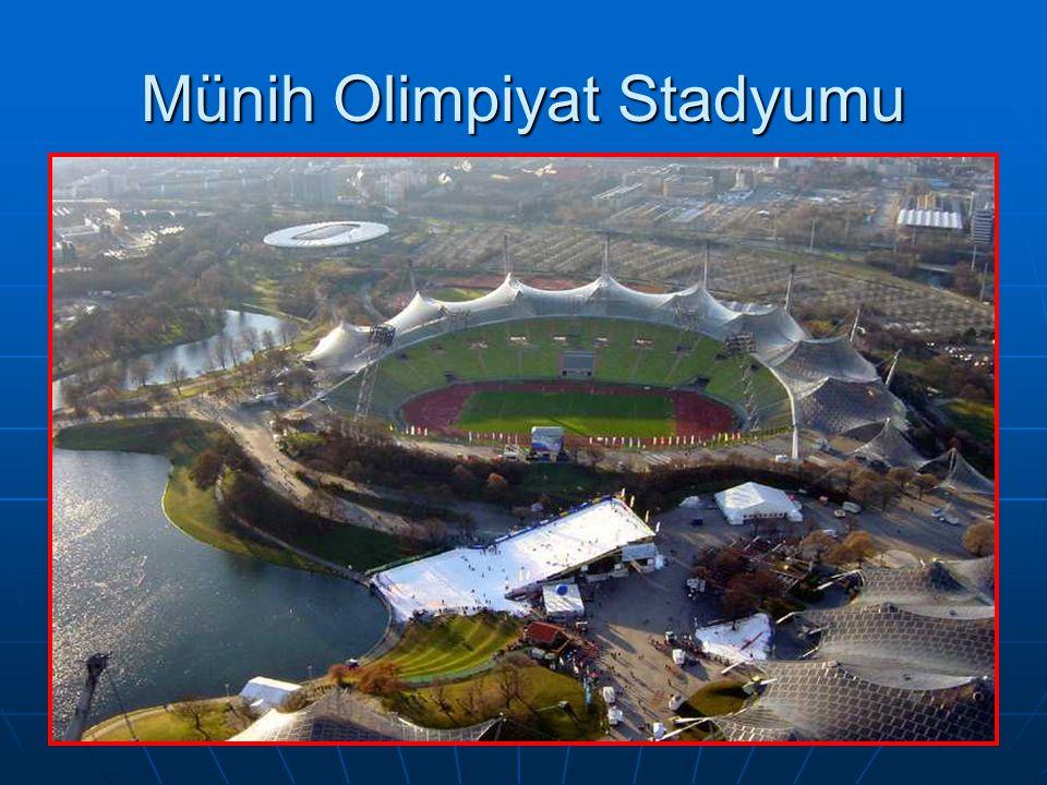 Taylan BATMAN Münih Olimpiyat Stadyumu