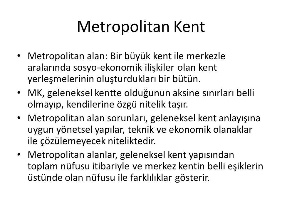 Türkiye'de Kentleşme Osmanlı İmparatorluğu Dönemi: – Osmanlı İmparatorluğu dönemindeki kentleşmeden söz etmek çok olanaklı değildir.