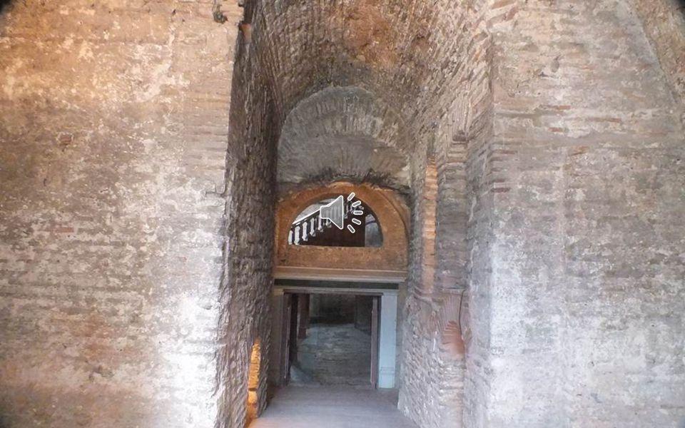 En büyük Bizans kilisesidir.