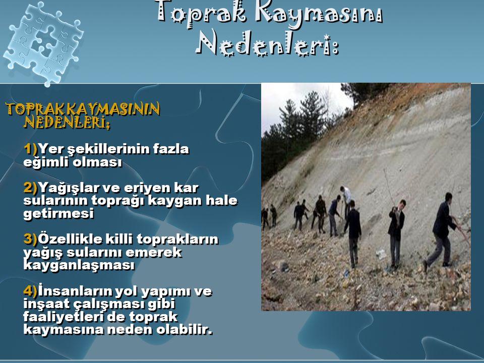 HEYELAN (TOPRAK KAYMASI) Bir kayaç ya da toprak kütlesinin sarp bir yamaçtan ya da dağdan aşağı kaymasına toprak kayması ya da heyelan denir.