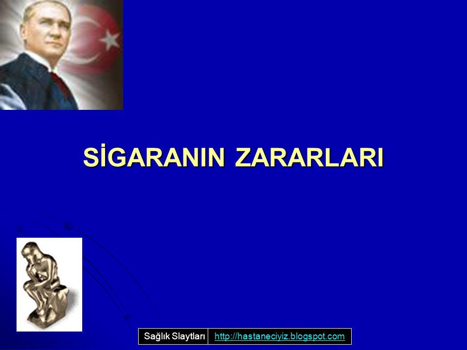 T E Ş E K K Ü R L E R..... Sağlık Slaytlarıhttp://hastaneciyiz.blogspot.com