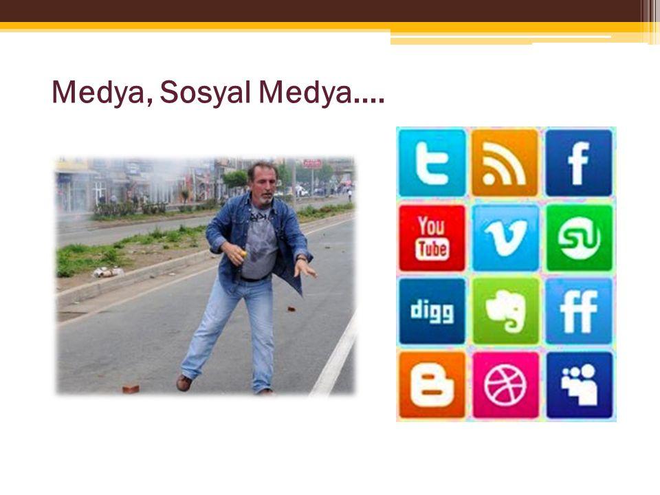 Medya, Sosyal Medya....