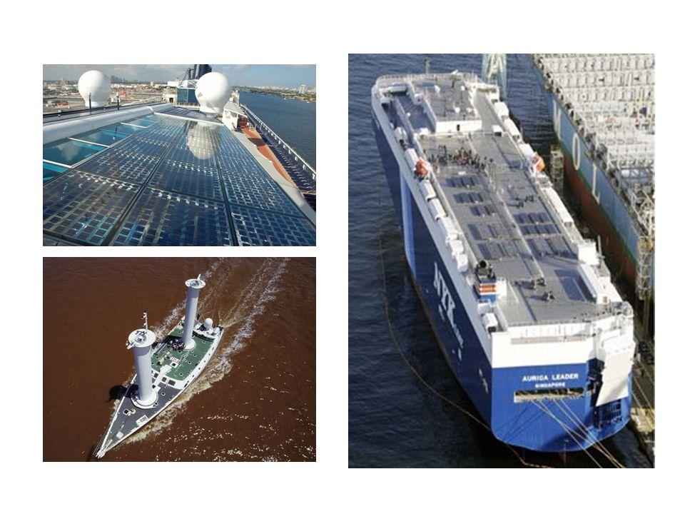 Gemilerde Yenilenebilir Enerji Uygulamaları