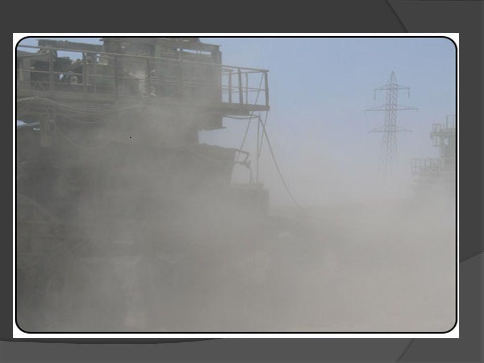 KİREÇ FABRİKALARI  10.03.2009 tarih ve 4174 sayılı Genelgemizde;  1- Mülga Hava Kalitesinin Korunması Yönetmeliği (RG 02.11.1986–19269 ) göre emisyo