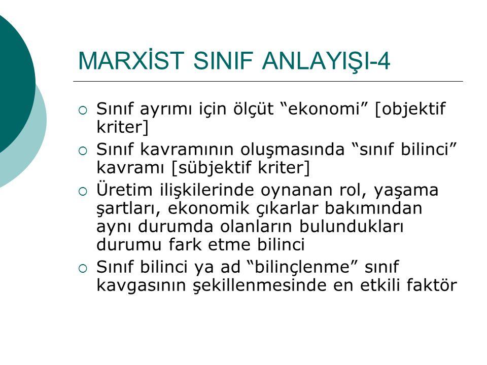 Sınıf ve İktidar İlişkisi: Marksist Teorinin Değerlendirilmesi  19.