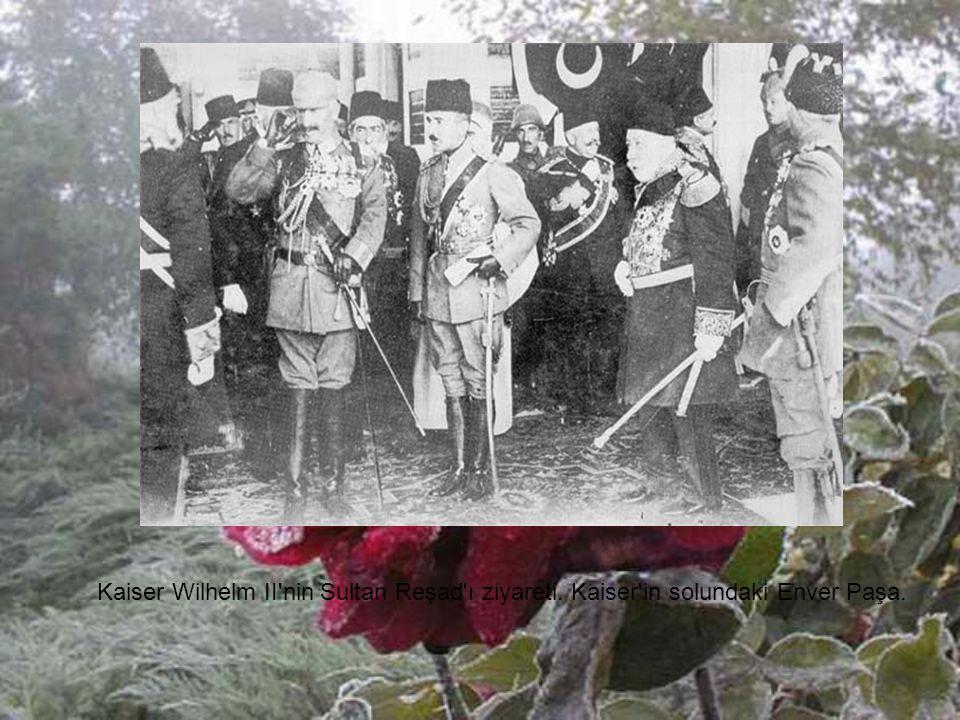 14 Ekim 1915 günü Mustafa Kemal'in milletvekillerine savaş alanında bilgi verdiği geziden bir başka görünüş